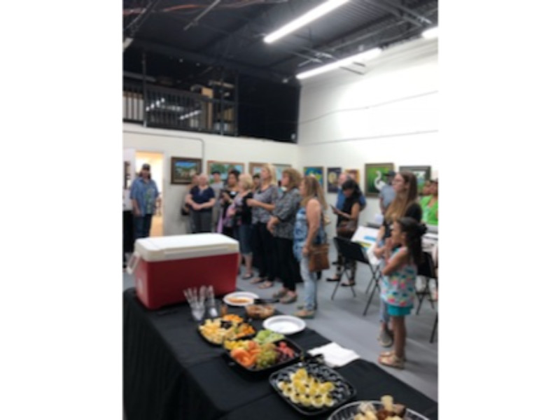 Past Event | Gallery & Frames in Florida | JamArt Art & Framing LLC